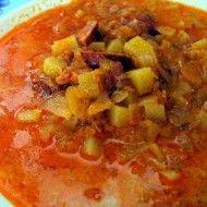Fotografie receptu: Zelňačka s klobásou