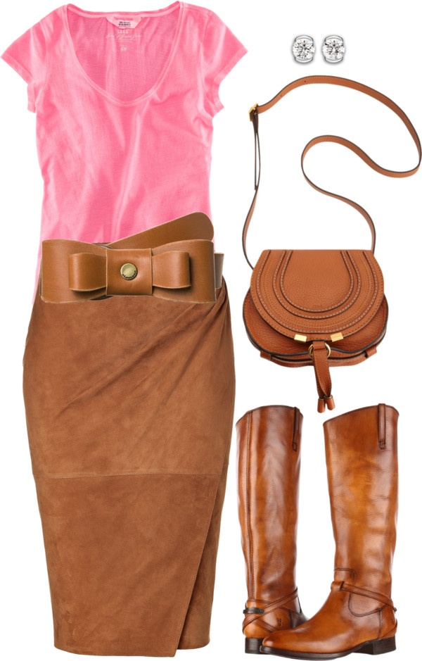 """The Breakfast Club - Claire"" by eleahs on Polyvore"