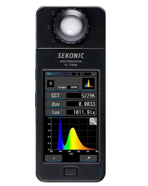 Sekonic C-700 SpectroMaster