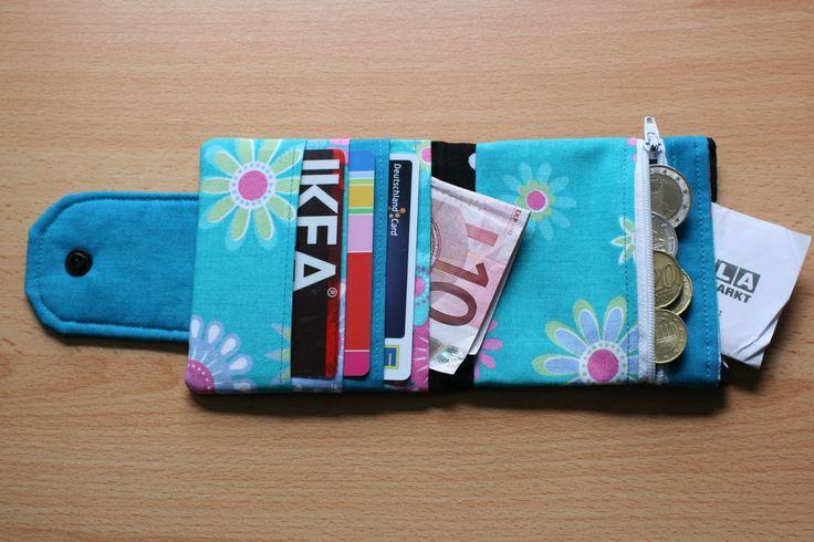 Binimey: Instructions - Small stock market sewing