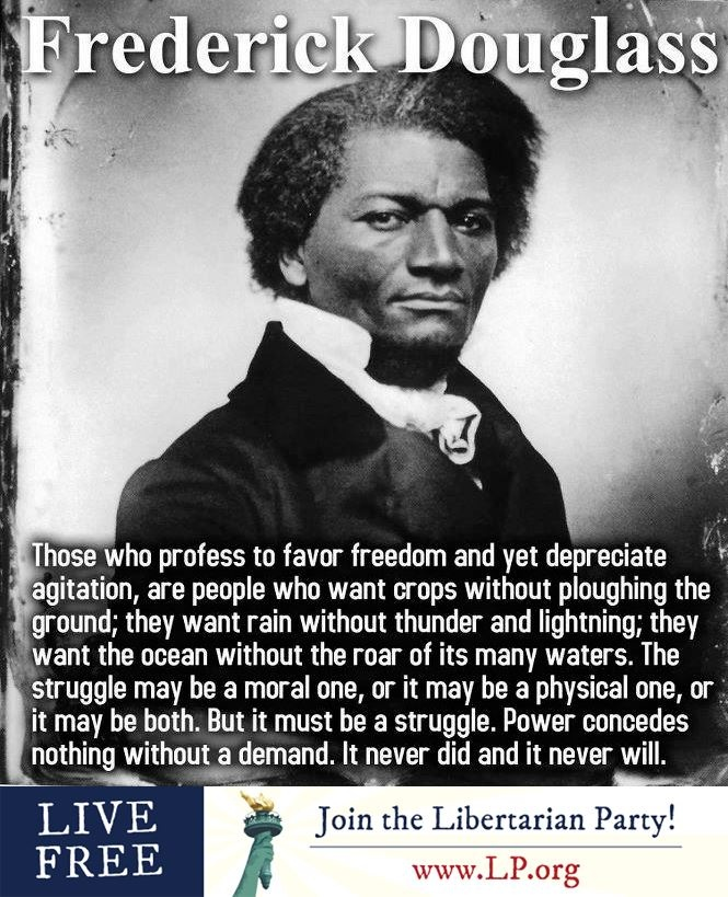 """how fredrick douglass conveys his points Douglass devotes large parts of his narrative to demonstrating how a slave is """"made,"""" beginning at birth to some readers in douglass's time it may have seemed natural for blacks to be kept as slaves douglass upsets this point of view by depicting the unnaturalness of slavery."""