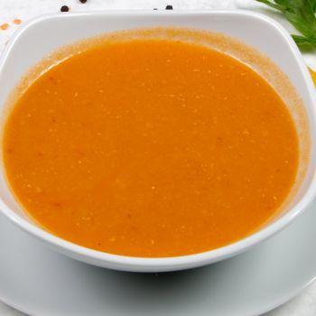 Σούπα με καρότο και κύμινο
