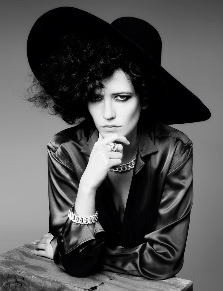Perfect Sense| Eva Green by Johan Sandberg for L'Express Styles November 2011