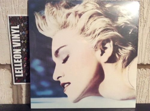 Madonna True Blue Ltd Ed Blue 180g Vinyl 812279735-8 NEW SEALED Pop 80s Music:Records:Albums/ LPs:Pop:2000s