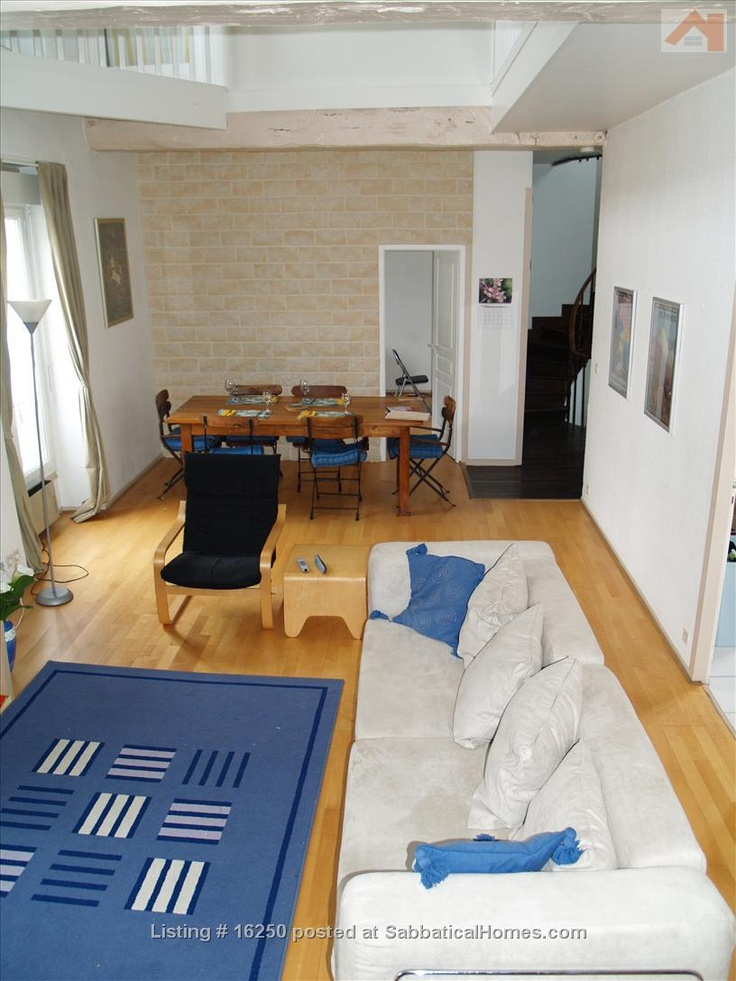SabbaticalHomes - Home for Rent Pau 6400 France, 3 bedrooms, office, 975 euros