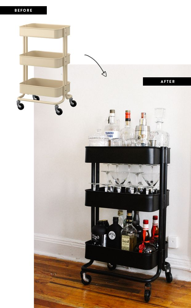 Diy wine racks ikea woodworking projects plans for Ikea wine bar