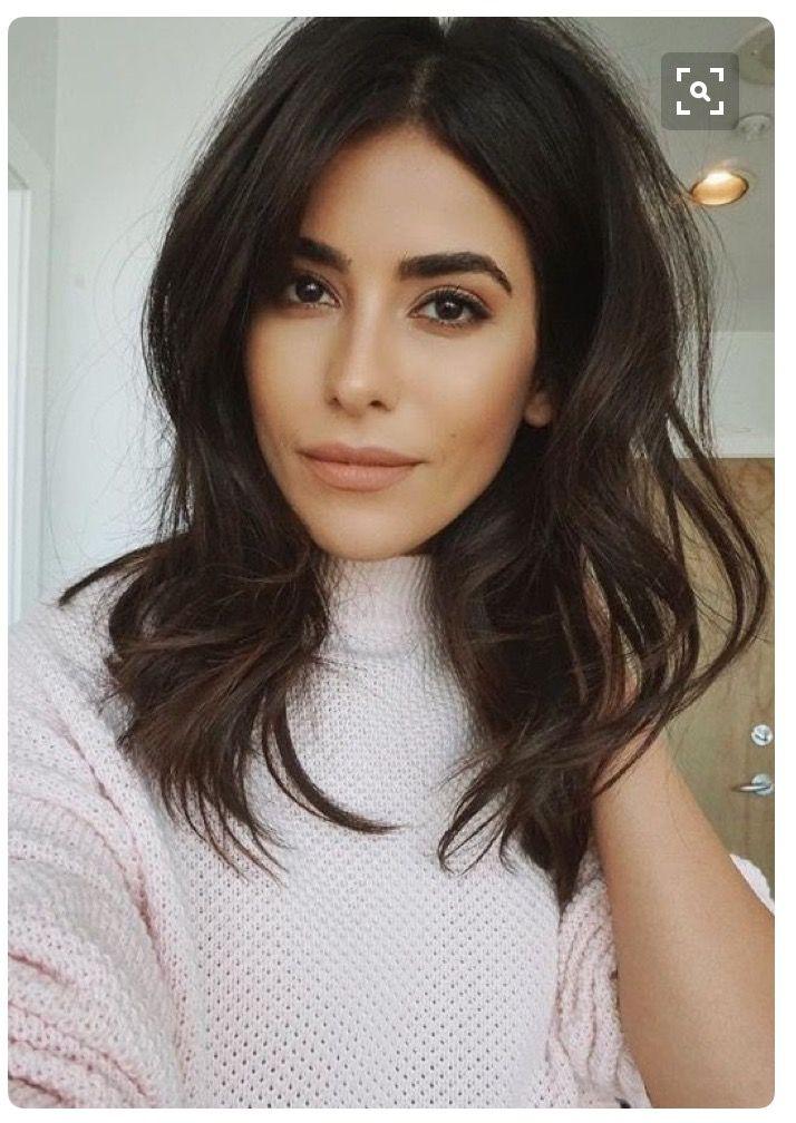 Best 25 Medium fine hair ideas on Pinterest  Long bob fine hair Medium hair length cuts and