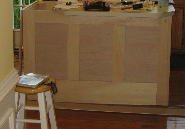 Remodelando la Casa: Kitchen Island Update