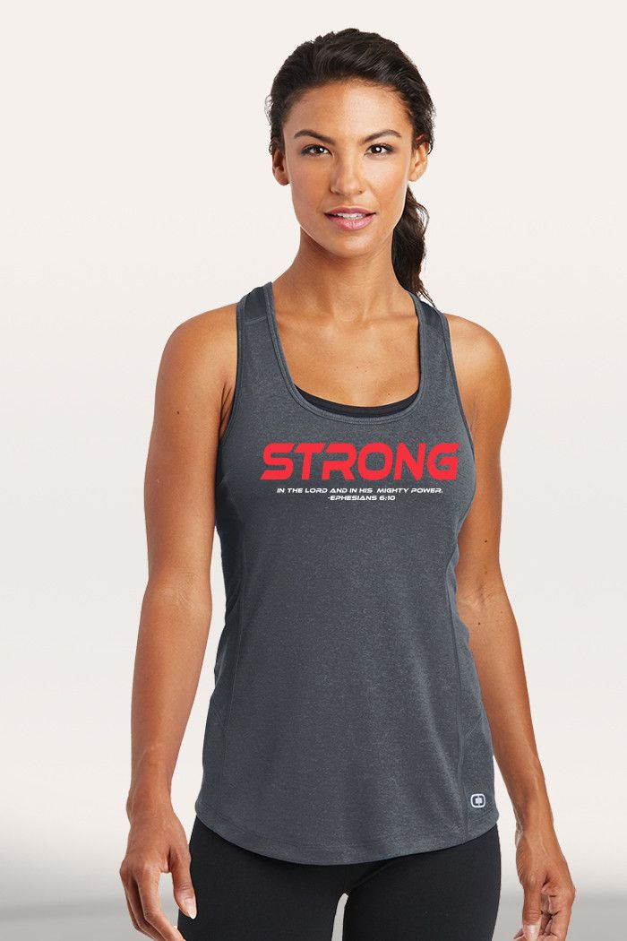 Strong Women's Active Tank