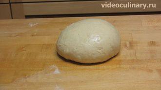 Дрожжевое опарное тесто для пончиков рецепт от Видеокулинария.рф