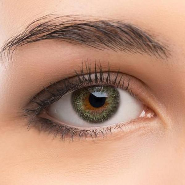 Vintage Olive Green Enlarge Colored Contacts Lens Mi0472 Contact