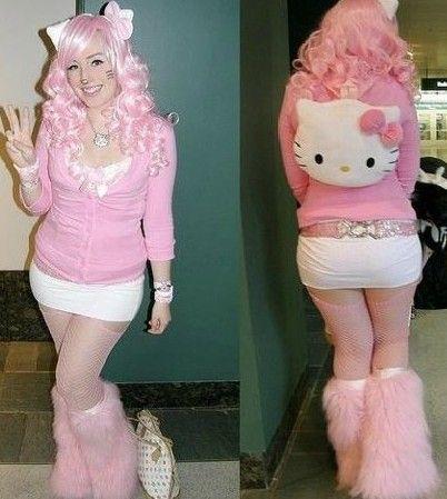 Halloween cat costumes.