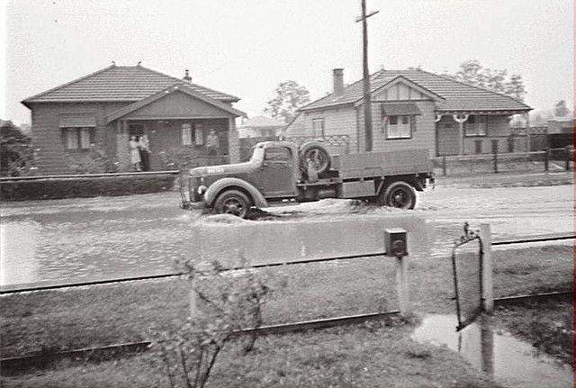 Patten St Flood 1943