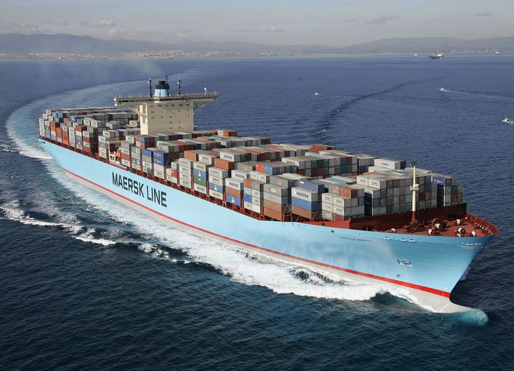 ships | Container ships become more energy-efficient - HTXINTL