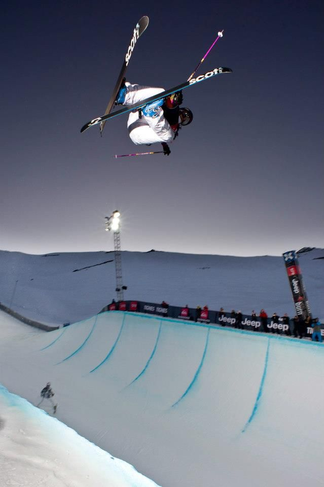 Skiing           http://teamsober.com