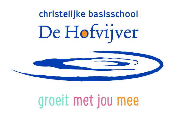 Aanpassing van het logo voor Basisschool De Hofvijver uit Zoetermeer