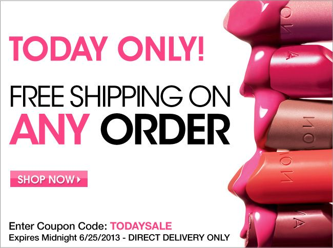 Avon.ca coupon code free shipping