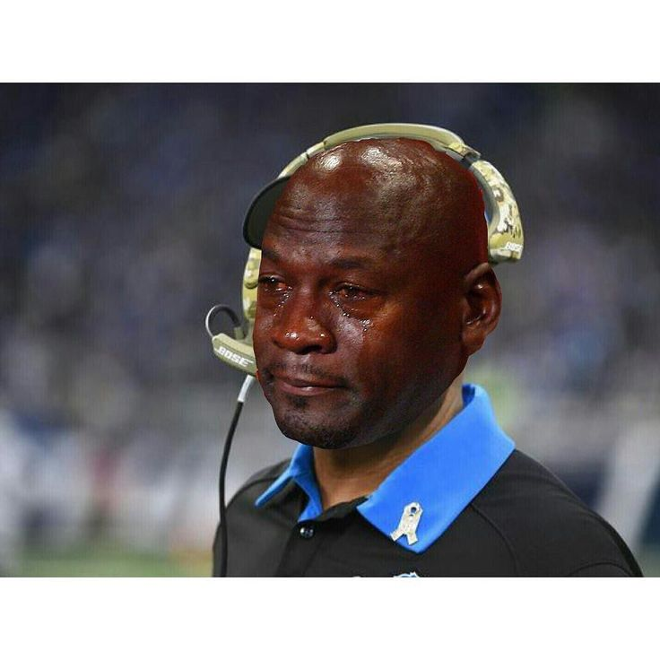 Lions Fans Be Like. #cryingjordanface #detroit #lions #detroitlions #nfl #football #playoffs #cryingjordan