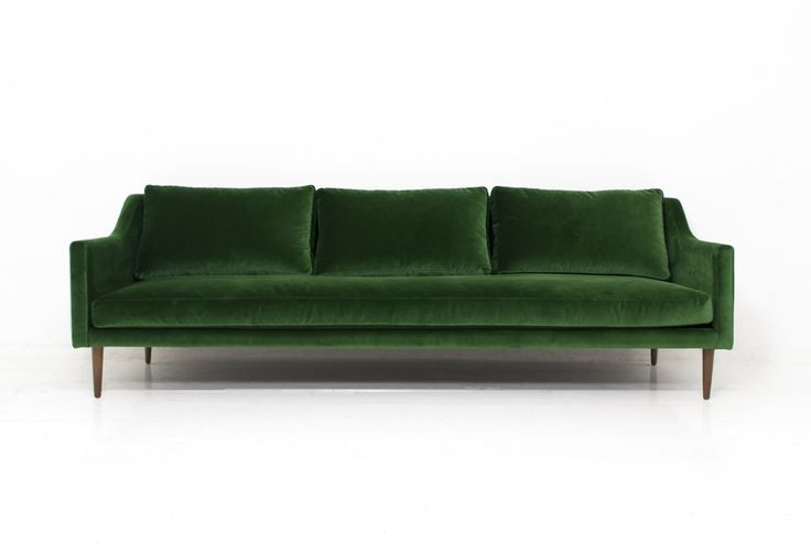 1000 Ideas About Green Sofa On Pinterest Green Chairs