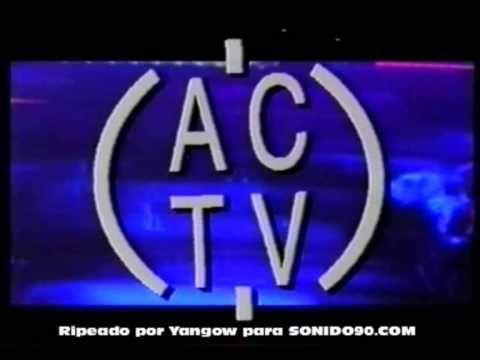 VIDEO MUSICAL  ACTV Aniversario Sabados Noche 1994