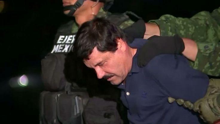 México Autoriza Extradición Del Chapo Guzmán
