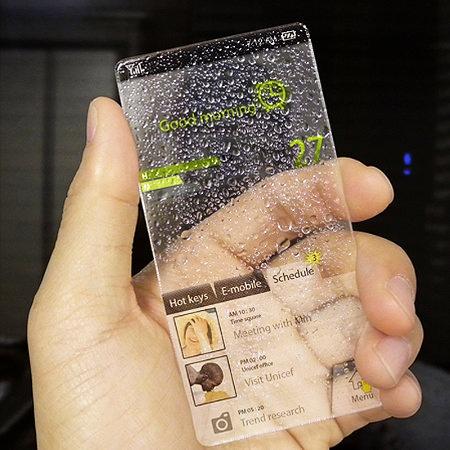 ¿Quieres un móvil transparente? Para ello deberás esperar hasta fines del 2013. Ya que la empresa taiwanesa Polytron Technologies trabaja en el desarrollo de un teléfono inteligente que tendrá la particularidad de ser transparente ¡Nada más y nada menos! Esto parece preocuparle a Google, BlackBerry, Microsoft y Apple, que ya están preparándose para ese lanzamiento tan particular. ¿Qué opinas? ¿Comprarías un smartphone transparente? ¡Nosotros si! #noticias #tecnologia #moviles