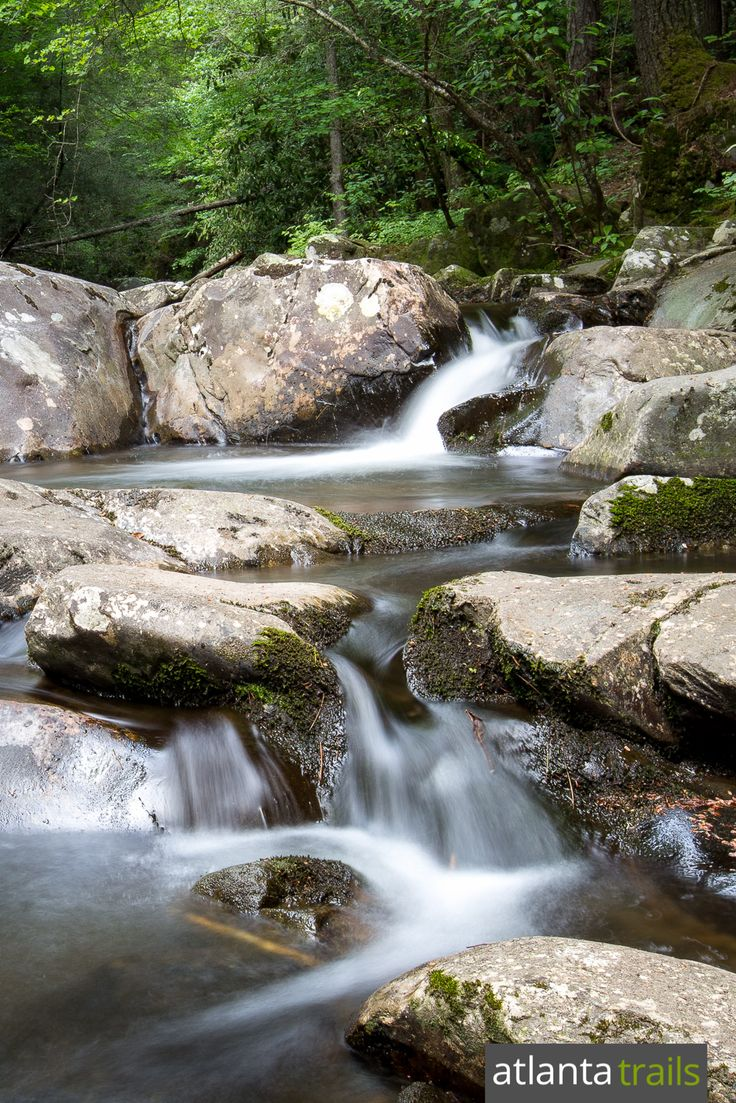 Hike the Emery Creek Trail six out-and-back miles to the gorgeous, secluded Emery Creek Falls waterfall near Blue Ridge.
