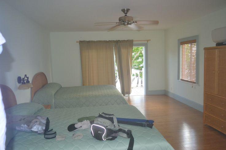 Room at the Long Island Bonefishing Lodge