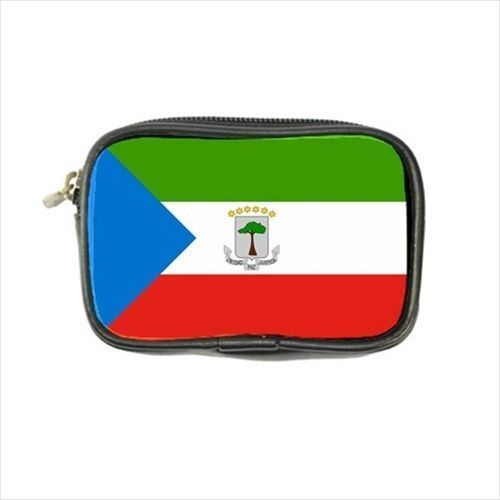 12.54$  Watch here - http://vimne.justgood.pw/vig/item.php?t=z3c7z633532 - Equatorial Guinea Flag Leather Coin Purse