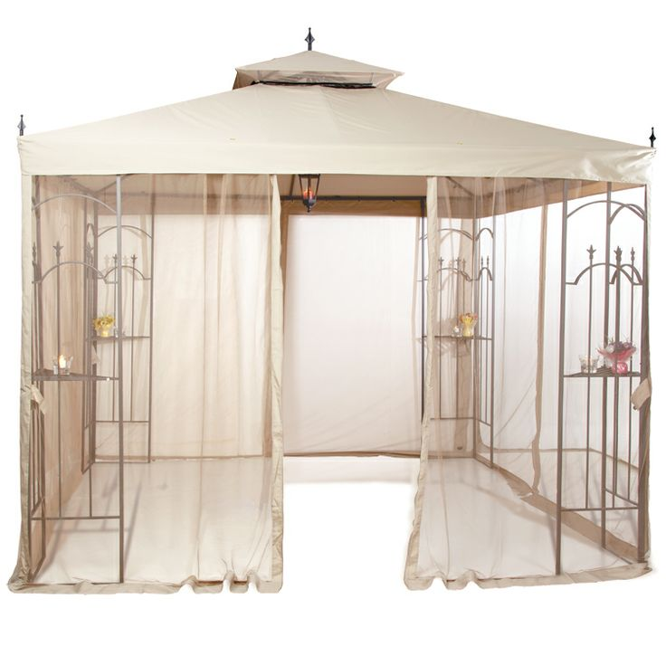 THIS! This Is The Gazebo That I Want To Get To Convert
