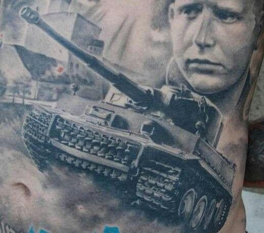die besten 17 ideen zu panzer tattoo auf pinterest