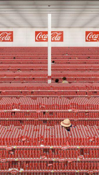 T R I B U T E T O T H E M E T A Lpart 40: CONTAINER Coca Cola by Binary Heap