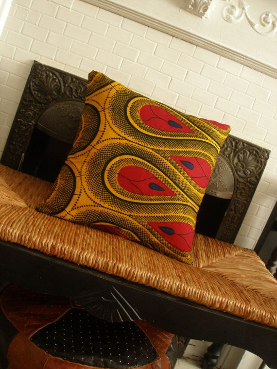95 best images about african wax ankara print fabric on for Funky home decor south africa