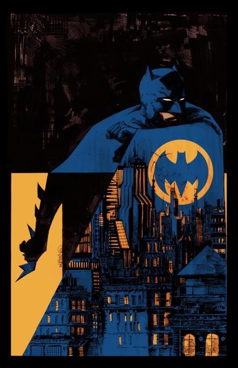 DC Comic's The Dark Knight