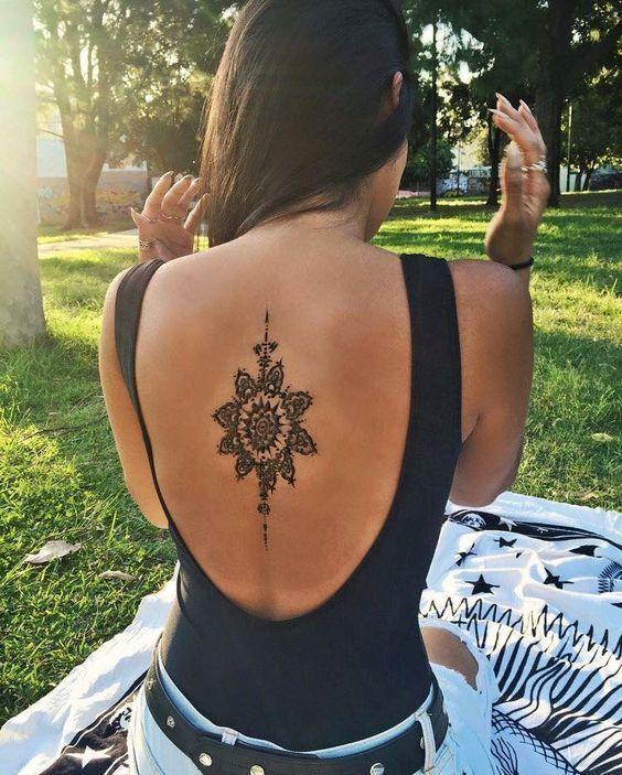 107 Tatuajes Mandalas Para Mujeres Tattoo You Tattoos