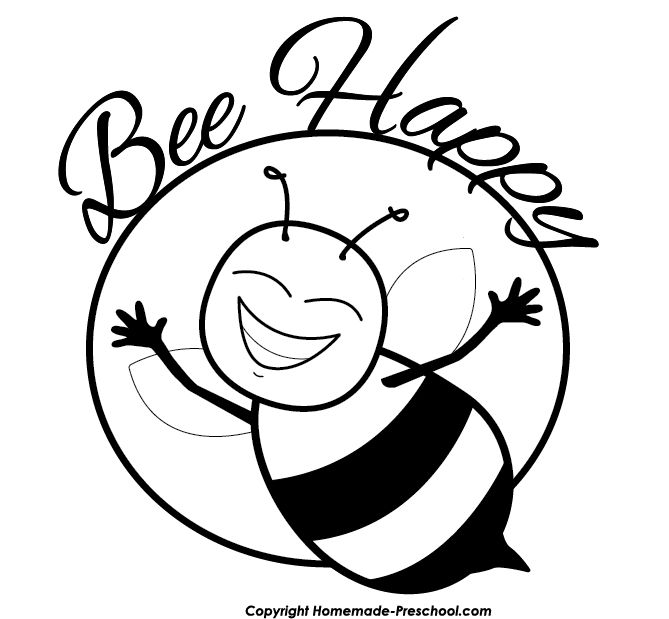 Best 25 Bee Clipart Ideas