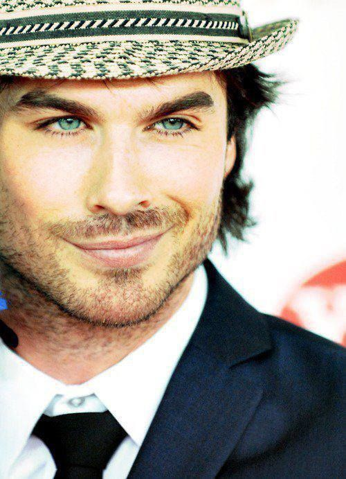 "Ian Somerhalder saying: ""The women in my life have had the most impact on who I am today."""