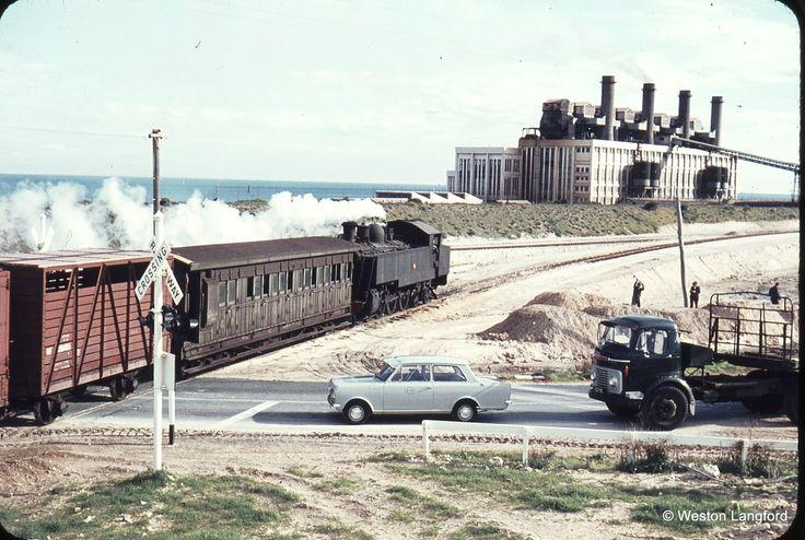 South Fremantle Power Station - Vintage!