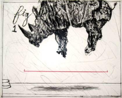 William Kentridge - Art21/reel artist docu: http://video.pbs.org/video/1619754531/