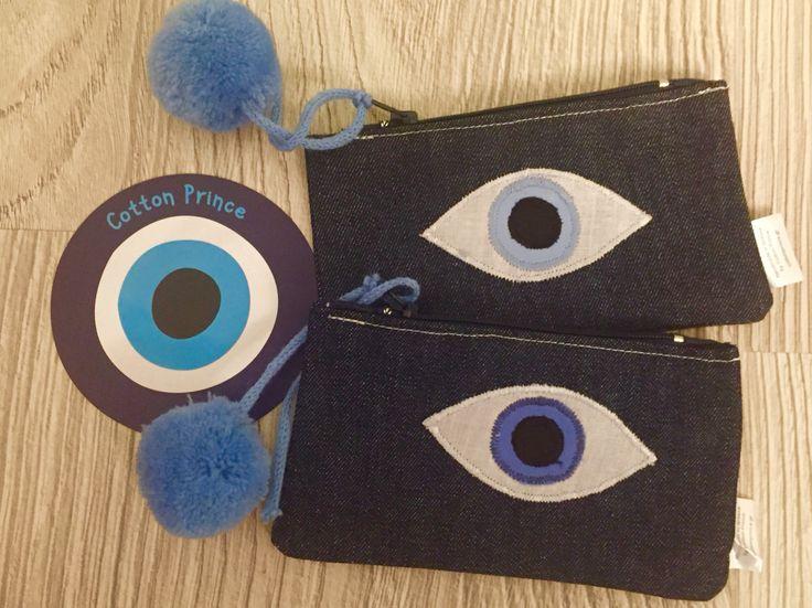 evil eye pouch