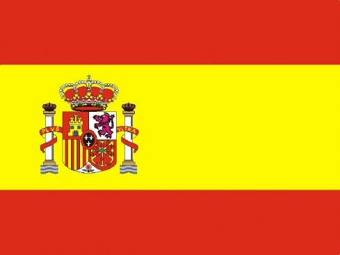 Espana - picture of flag