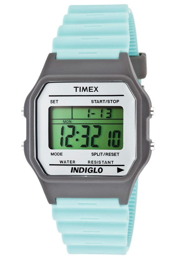 Price:$19.99 #watches Timex 2N096, This Timex timepiece is uniquely known for it's classy and sporty look. It's accentuated design has made it one of the best sellers year after year.