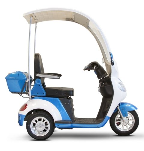 Brand New Ewheels 800 Watt Electric Moped Scooter - Model EW-42! Limited Quantities Available! Call 1-866-606-3991.