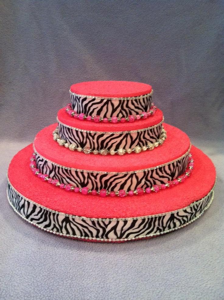 Diy Cake Pop Stand Styrofoam