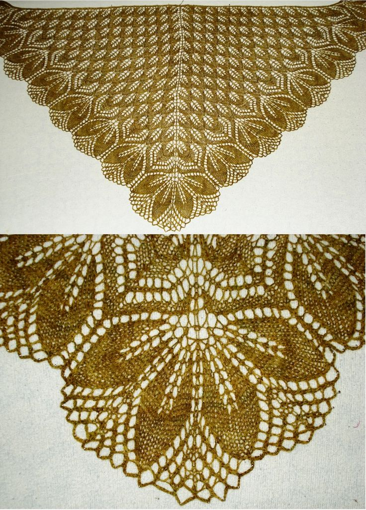 Ravelry: Haruni by Emily Ross. Free pattern. This one is by bucsu on Ravelry.