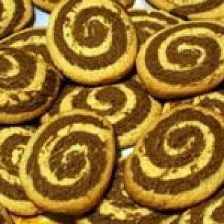 """Печенье """"Серпантин"""" - прекрасный рецепт домашнего печенья!"""