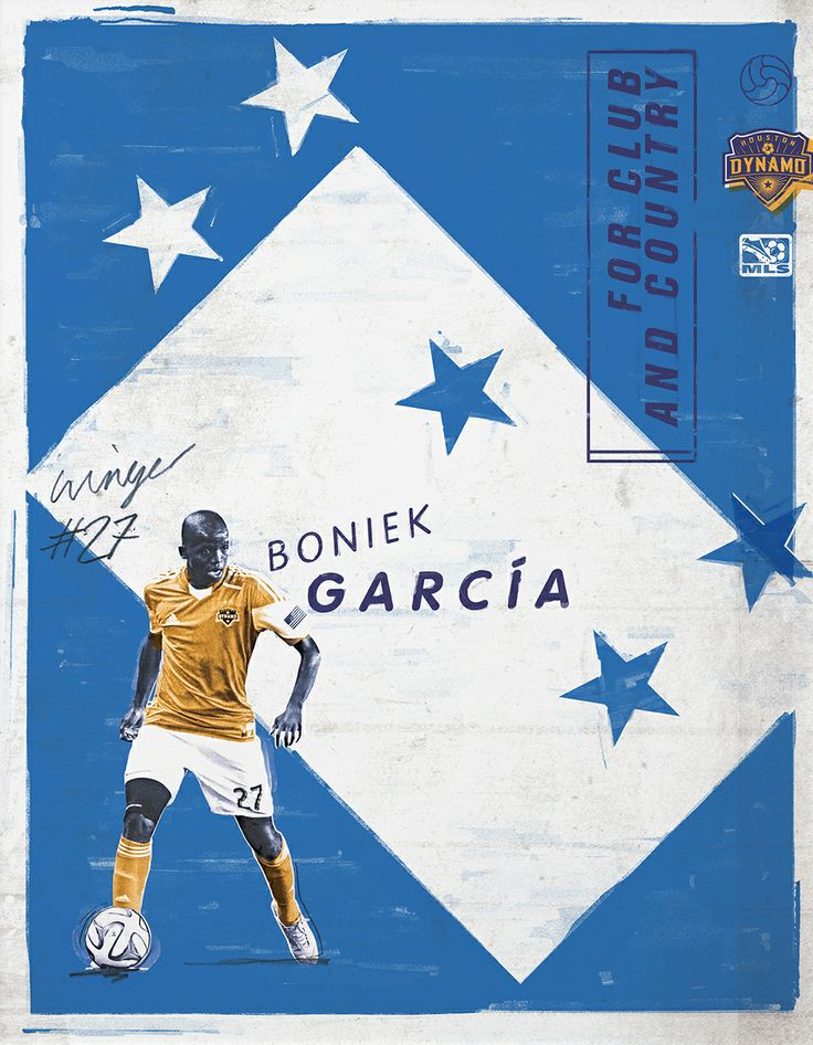 MLS World Cup Heroes Poster 07