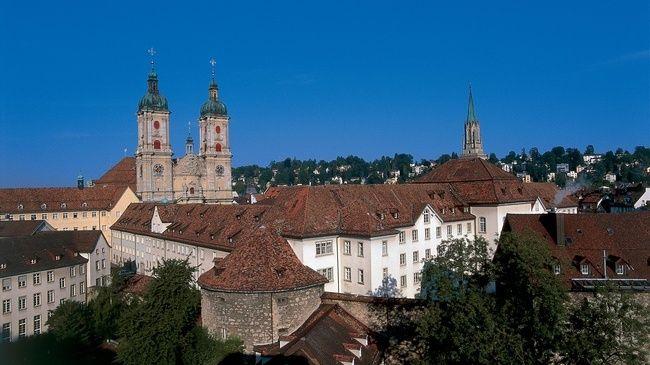 St.Gallen - Switzerland Tourism