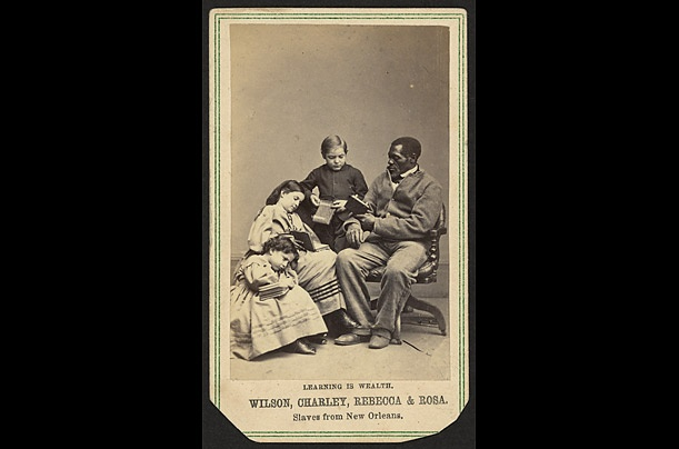 essay on african americans in the civil war