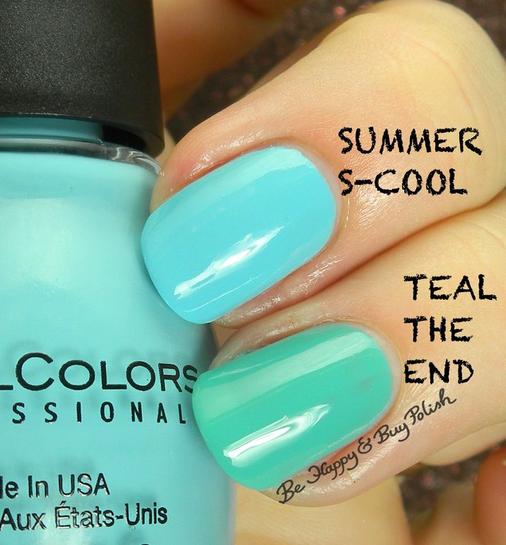 61 best Nail Polish Comparisons images on Pinterest | Nail polish ...
